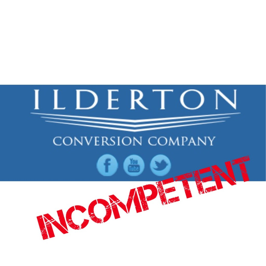 Ilderton Incompetent Conversions